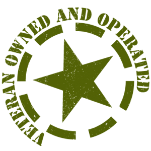 Veteran Owned and Operated Logo